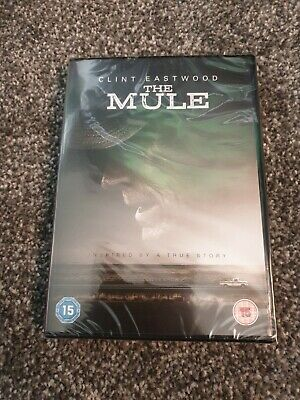 The Mule DVD. Sealed