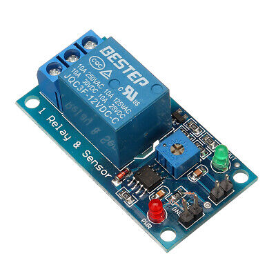 BESTEP 1 Channel 12V Relay Module High And Low Level Trigger For Arduino