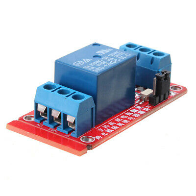 3pcs 1 Channel 12V Level Trigger Optocoupler Relay Module For Arduino