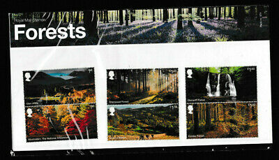 GB 2019 FORESTS PRESENTATION PACK No.574