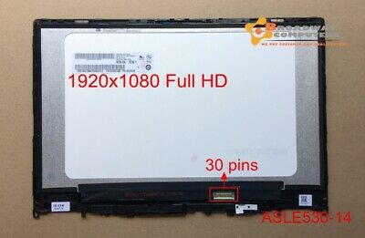 14.0 LCD Screen Touch Digitizer Assembly Lenovo YOGA 530-14IKB 530-14ARR