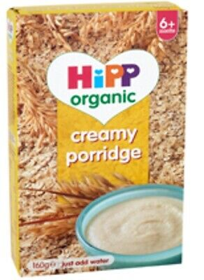 Hipp  Creamy Porridge (6 ) - Dried 160g x 4