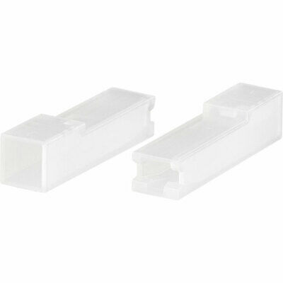 TE 925387-1 110 Faston Housing for 2.8 1P Clear