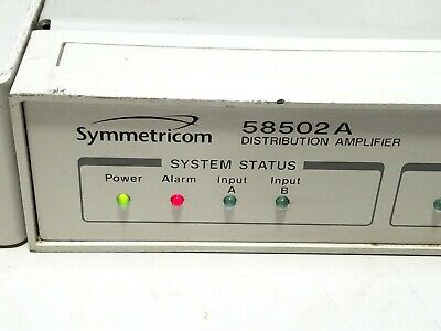 Symmetricom 58502A Distribution Amplifier