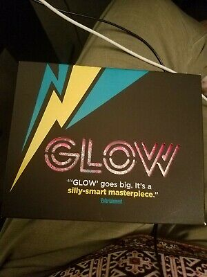 GLOW COMPLETE SEASON 1 NETFLIX 2018 EMMY FYC DVD brand new. FREE SHIPPING