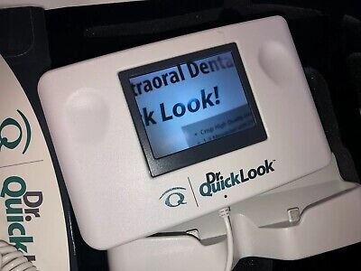 Dr. Quick Look Dental Intraoral Camera, New Battery, Perfect, Free Shipping