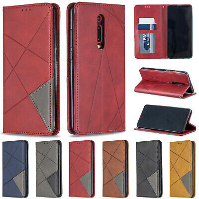 For Xiaomi Redmi Note 7 Case Mi 9T 7A Flip Leather Wallet Stand Magnetic Cover