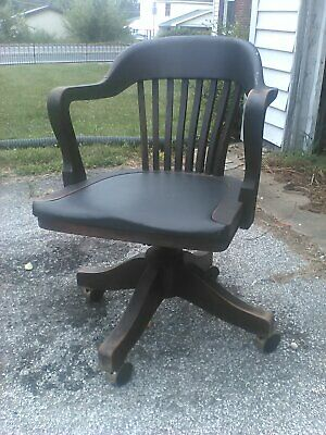 Office Chair 1930's