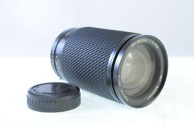 TOKINA SZ-X 60-300mm F4-5.6 Zoom Lens For Pentax K ** Exc +5 ** From Japan FLwq