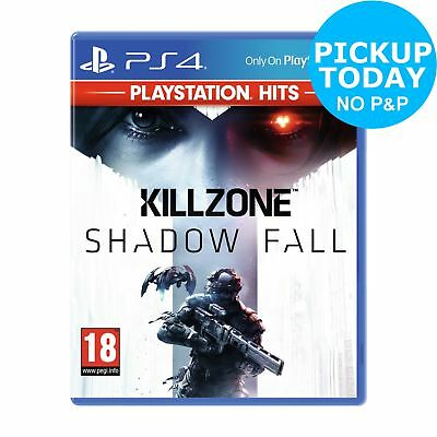 Killzone: Shadow Fall Sony Playstation PS4 Hits Game 18+ Years