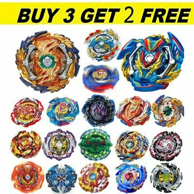 52 Styles Series For Beyblade Arena Metal Blade Bey God Launcher Grip Blast Toys