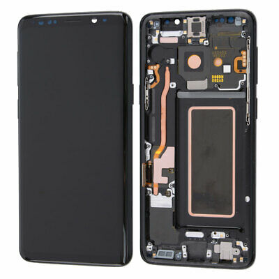 OEM OLED Display LCD Touch Screen Digitizer+Frame For Samsung Galaxy S9 Plus US