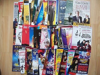 168 different flyers local and provincial theatre productions Guildford, Woking