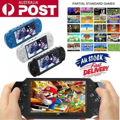 4.3'' 8GB 10000 Games Built-In Portable PSP Handheld Video Game Console Player