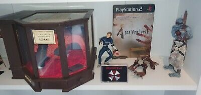 Resident Evil Umbrella Corporation Logo Display With Support Stand Magnet