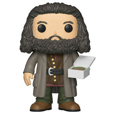 """Harry Potter Hagrid with Cake 6"""" Pop! Vinyl FREE Global Shipping"""