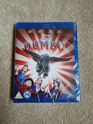 *New and Sealed* Disney Dumbo Blu-ray (2019)