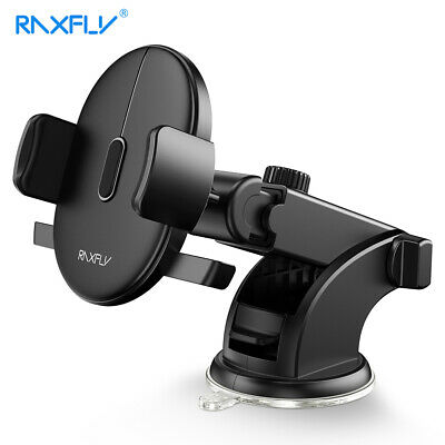 360 Rotatable Car Windscreen Suction Cup Mount Mobile Phone Holder Bracket PS2