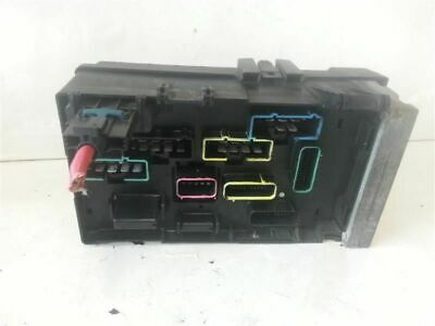 Multifunction Module 4896000Ia & Fuse Box Fits 01-02 Voyager Box23-154885