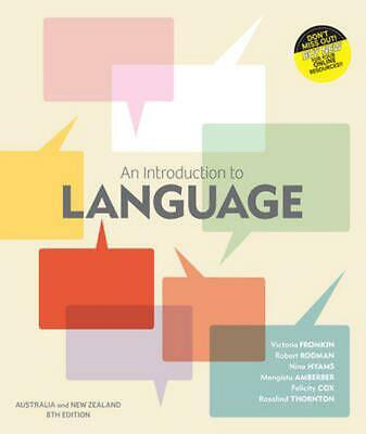 An Introduction to Language with Student Resource Access 12 Months: Australia an