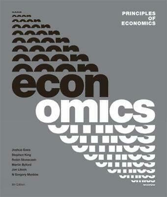 Principles of Economics With Student Resource Access 12 Months: Australia and Ne