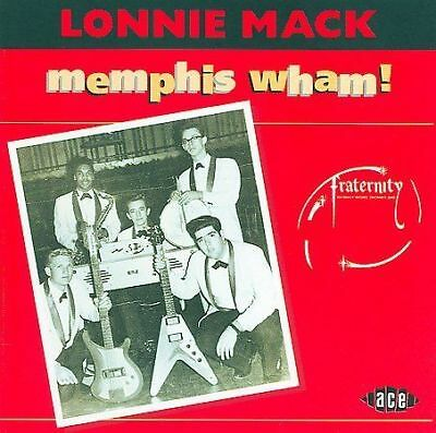 Memphis Wham! by Lonnie Mack (CD, Jun-1999, Ace (Label))