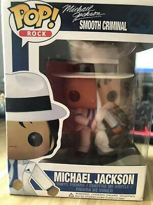 !!Brand New unko Pop Michael Jackson White suit #24  with box Pop Protector !!!