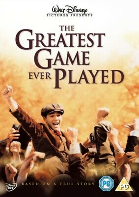 The Greatest Game Ever Played [DVD]