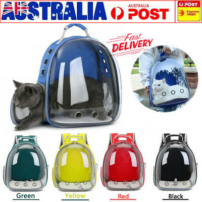 AU PET OUTDOOR Carrier Backpack Cat Dog Puppy Travel