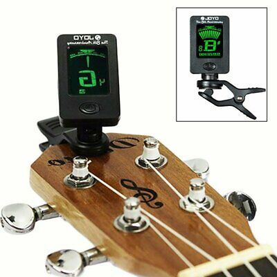 Precise LCD Digital Display Tuner 360 degree for Acsoutic Guitar Bass Chromatic