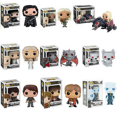 Funko for Game Of Thrones Vinyl Figure Collectable Toy Gift Collection 10CM  CLG