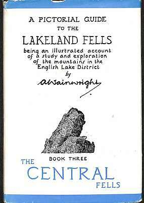 The Pictorial Guides: The Central Fells (50th Anniversary Edition): Book Three (