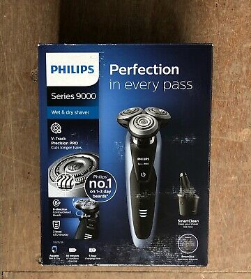 "Philips Series 9000 S9211/26 Cleaning System And Box Only ""NO SHAVER"" Brand New"