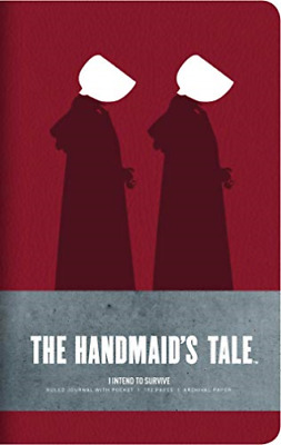 The Handmaid`s Tale:h/C Journal (Uk Import) Bookh New