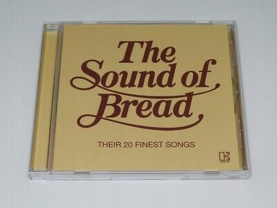 BREAD - THE SOUND OF BREAD - CD ALBUM our ref 1641