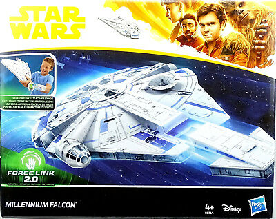 STAR WARS SOLO A STAR WARS STORY COLLECTION HAN SOLO`s MILLENNIUM FALKE HASBRO