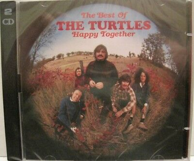 THE TURTLES - Happy Together/Best Of - DBCD - ss - UK 60's Pop Psych Rock L@@K