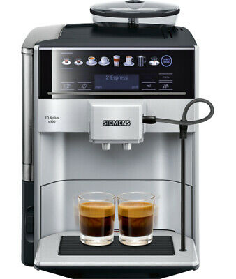 Siemens EQ.6 plus s300 Espresso machine [220-240V] (TE653501DE)