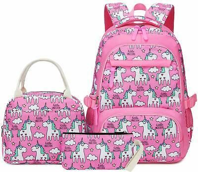 School Backpacks For Girls Kids Elementary School Bags Children Travel Bookbag