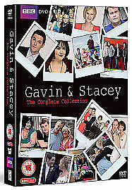 Gavin And Stacey - Series 1-3 + 2008 Christmas Special [DVD], Acceptable, DVD, F