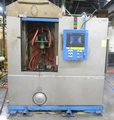 Pillar AB7102-107/MKII, 200KW @ 3KHZ Induction Hardening System w/Quench 47872