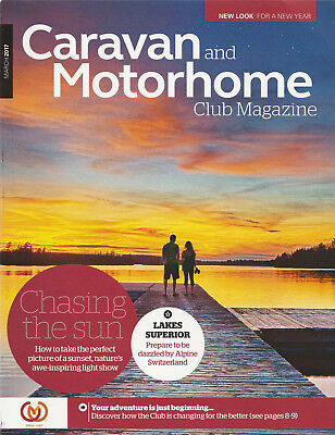 March 2017 - Caravan And Motorhome Club Magazine - Touring: South East England