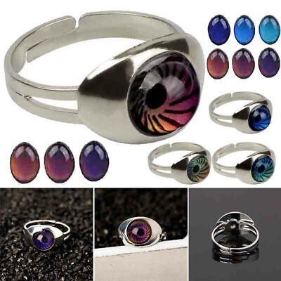 MAGIC TEMPERATURE EMOTION Feeling Mood Ring Color Change