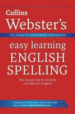 English Spelling (Collins Webster's Easy Learning), Collins Dictionaries, Good C