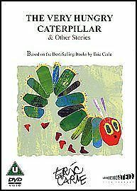 The Very Hungry Caterpillar and other stories by Eric Carle [DVD], Very Good DVD