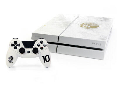 Sony PS4 Console 500GB - Destiny Limited Edition + Subsonica Controller