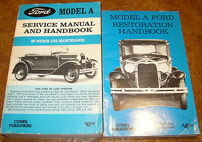 1928 FORD MODEL A  OWNER/'S MANUAL