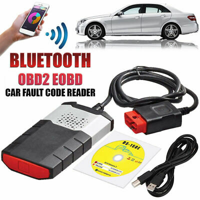 Pro 2015R3 Auto Profi Diagnosegerät OBD2 Interface Bluetooth Universal Gerät DE