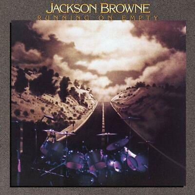 JACKSON BROWNE RUNNING ON EMPTY REMASTERED CD (Released AUGUST 16th 2019)