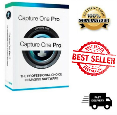 Capture One Pro 12 ✔️Latest Version [Version Portable]✔️ Fast Delivery